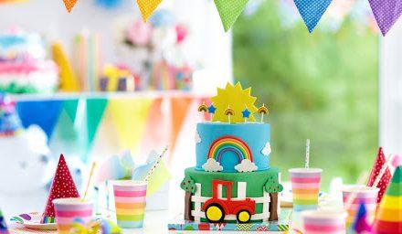 Como Decorar Festa Infantil Sozinha