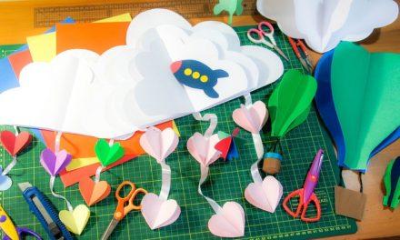 Como fazer artesanato com papel