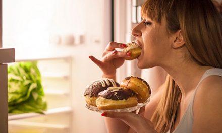 Como Diminuir a Compulsão Alimentar