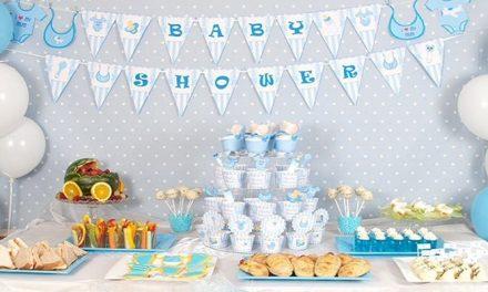 Idéias para Chá de Bebê