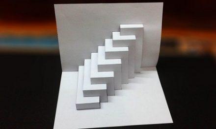 Kirigami Como Fazer