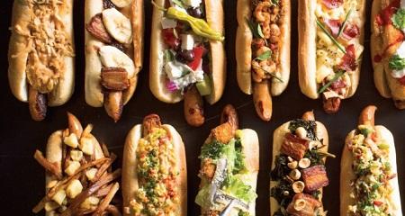 como fazer hot dog gourmet