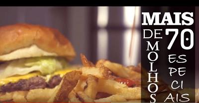 Molho para hamburguer artesanal