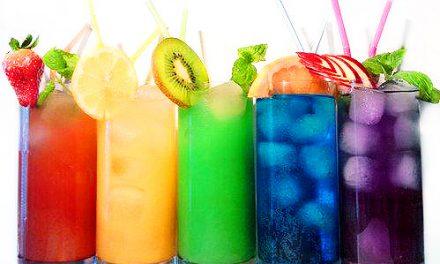 Como Fazer Drinks Coloridos