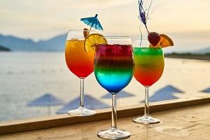 receitas de drinks coloridos